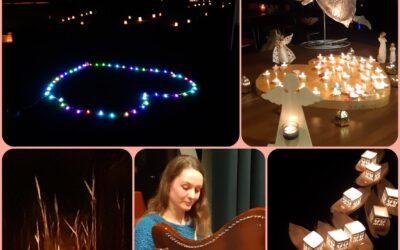 Wereldlichtjesdag, jaarlijkse herdenking van overleden kinderen